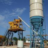 (HZS50) Stabiel Concreet het Mengen zich Skip van de Installatie Type, Concrete Mixer
