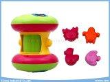 Drehtrommel blockt Spielwaren-pädagogische Plastikspielwaren