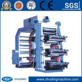 Flexographisches Printing Machine mit Four-Six-Eight Colors