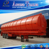三Axle FuelかOil/Petrol/Gasoline Tanker Semi Truck Trailer
