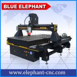 Máquina de corte de pernas de madeira CNC 1328, máquina de corte de roteador CNC com 220V de energia