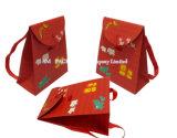 Bolso de papel del regalo de Cutom con la manija