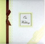 """альбом Scrapbook венчания корабля 12 """" X12 """" Handmade"""