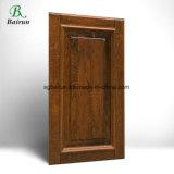 Portello americano dell'armadio da cucina di legno solido di stile