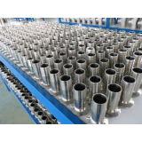 Coude de l'acier inoxydable 45degree/constructeur sanitaires de courbure