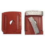 Инструменты скрепления металла меля плит диаманта