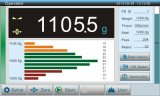 Controlar Weigher para saber si hay 1kg ~ 30kgs (GM-C300)