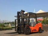 中国のセリウムIsuzuインポートされたエンジンを搭載する4トンのディーゼルフォークリフト