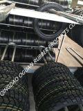 기관자전차 타이어와 관의 제조한다