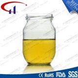 choc 160ml en verre clair blanc superbe pour la nourriture (CHJ8002)
