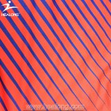 Healong最新のデザインデジタル織物印刷のTシャツの印刷