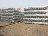 Самое большое изготовление стальных труб углерода гальванизированное ERW в Китае