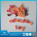 Éducation préscolaire en anglais et en lettres magnétiques Alphabet numériques Lettres