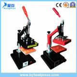 Máquina de impressão da etiqueta da transferência térmica do selo do logotipo da fábrica