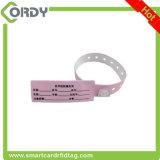 성인 아이를 위한 내과 환자 RFID ID 팔찌 소맷동