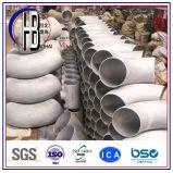 Ajustage de précision de pipe d'acier inoxydable de coude de solides solubles 180