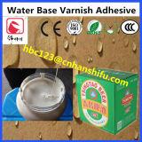Adesivo di laminazione a base d'acqua per documento verniciato