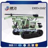 Crawler 30m Dfd-120z DTH установил используемую машину воды Borehole Drilling для воды