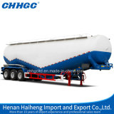 Tri-Axle Silo Compartment Bulk Cement Tanker Trailer for Sale