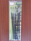 Cepillo de pintura de nylon, pincel de pintura de cerdas