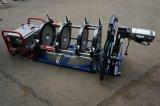 Tubulação do HDPE Sud315/90 que articula a máquina