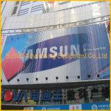 Trivisionのアルミニウム表示を広告するStandingtの熱い販売