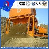 Separator van het Type van Ctg worden de Droge Magnetische/de Minerale Machine van de Separator/van de Mijnbouw toegepast om Erts/Ijzer/Magnetische Materialen voor Mijnbouw/Goud/Cement/de Industrie van de Metallurgie te selecteren
