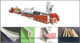 Linea di produzione di profilo del Baguette del PVC piccola macchina, macchina della striscia di sigillamento del PVC