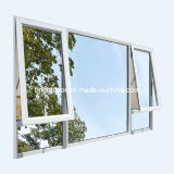 Preiswertes Aluminiumgehangenes Spitzenfenster (CL-1022)