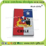 Aimants personnalisés de réfrigérateur de dessin animé de cadeaux de promotion dans le souvenir Chili (RC-CE)