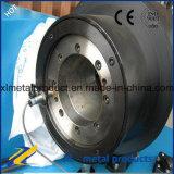 Máquina que prensa del manguito de goma hidráulico con Ce y la certificación de la ISO