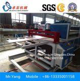 WPC hölzerne Plastikwand/hohler Vorstand, der Panel-Maschine der Maschinen-WPC herstellt