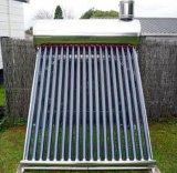Aquecedor solar de água com cisterna Solar Keymark-