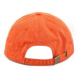 Tigre feito sob encomenda basebol não organizado bordado do chapéu do paizinho de 6 painéis