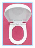 Functie van het Deksel van het toilet de Zachte Gesloten in pp