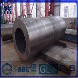 鍛造材鋼鉄鋼管の建築材料のための熱い鍛造材シリンダー
