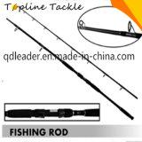 Pesca Rod del siluro en popular