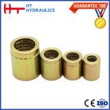 Embout fileté par boyau pour l'embout hydraulique de boyau hydraulique de SAE 100r2at