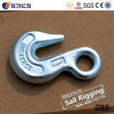 H323 Drop Forged Galvanized Eye Grab Hook