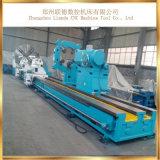 Máquina horizontal del torno del metal de los fabricantes convencionales de la máquina C61160