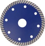 Wave Body를 가진 좁은 터보 Diamond Saw Blade
