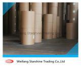 papier excentré blanc de 55-60g Woodfree pour l'impression et l'emballage