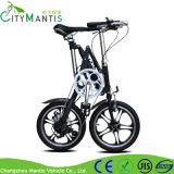 Qualität, die bewegliches Fahrrad-leichtes faltbares Aluminiumfahrrad faltet