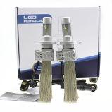25W 4000lm H4 5s Philips LED Scheinwerfer-Birnen-Installationssatz 6000k für Scheinwerfer-Objektiv-Abwechslung des Auto-LED
