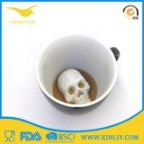 Caneca de café cerâmica do copo de chá de Gamepad com projeto engraçado