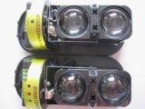 2つのビーム屋外の赤外線ビームIRの探知器実行中IRの探知器