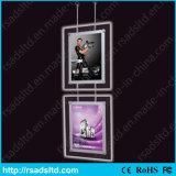 Buon-Vendita del tabellone per le affissioni della casella chiara del cristallo LED con il prezzo basso