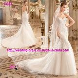 Разработанное изощренное венчание платья Mermaid с lhbim