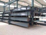 Taller estructural de acero del marco de acero con el material para techos del marco de acero