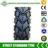 Neumáticos sin tubo del tubo chino de la marca de fábrica del país cruzado 2.75-17 para la motocicleta
